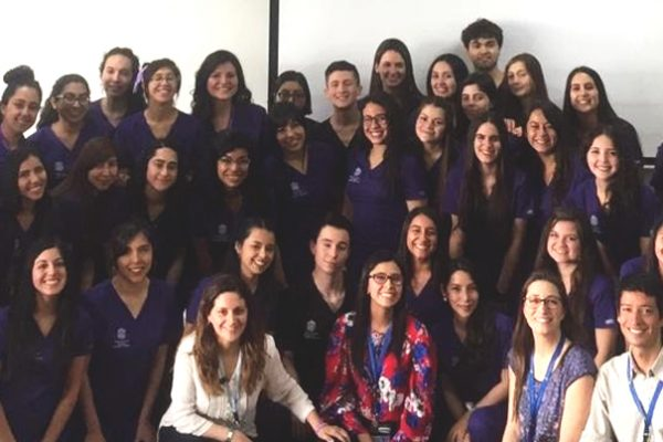 Investidura alumnos Nutrición UC